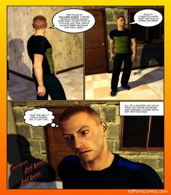 Prison Ladies 6 Sex Comic sex 19