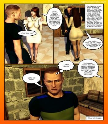 Prison Ladies 6 Sex Comic sex 23