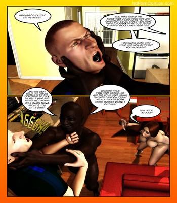 Prison Ladies 6 Sex Comic sex 5