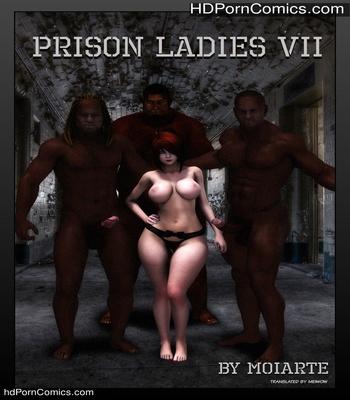 Prison Ladies 7 Sex Comic
