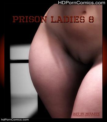 Porn Comics - Prison Ladies 8 Sex Comic