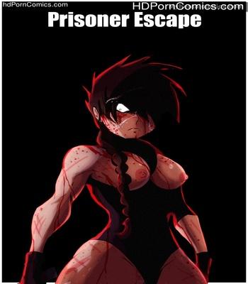 Porn Comics - Prisoner Escape Sex Comic
