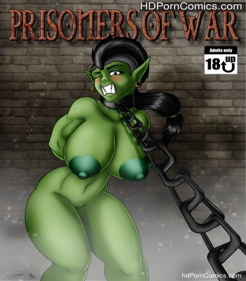 Porn Comics - Prisoners Of War Sex Comic