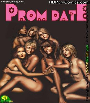 Porn Comics - Prom Date Sex Comic