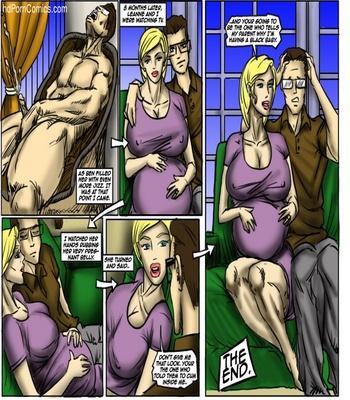 Pub Night Pick Up Sex Comic
