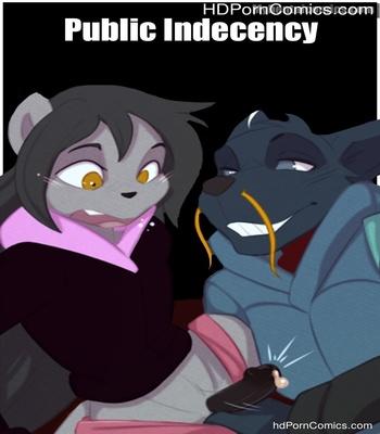 Porn Comics - Public Indecency 1 Sex Comic