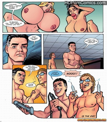 Punish & Pleasure Sex Comic