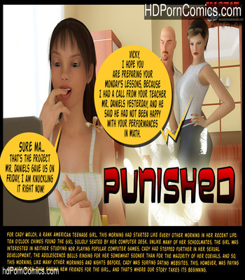 Porn Comics - Punished-IncestChronicles3D free Cartoon Porn Comic