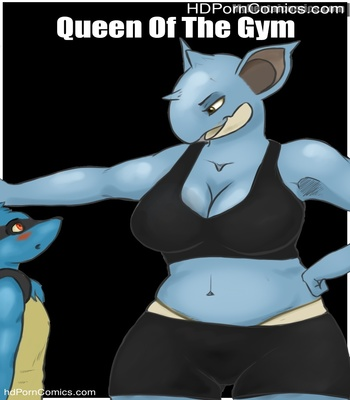 Porn Comics - Queen Of The Gym Sex Comic