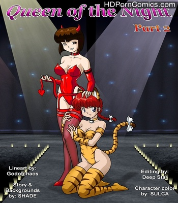 Queen Of The Night 2 Sex Comic
