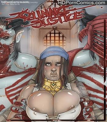 Porn Comics - Qunari Justice Sex Comic