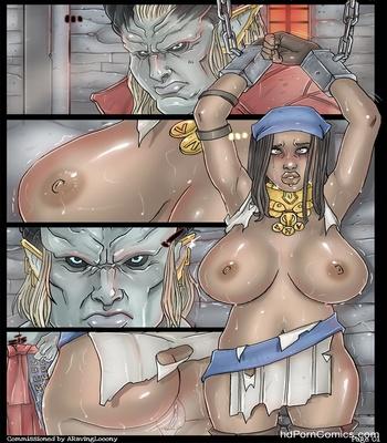 Qunari Justice 2 free sex comic
