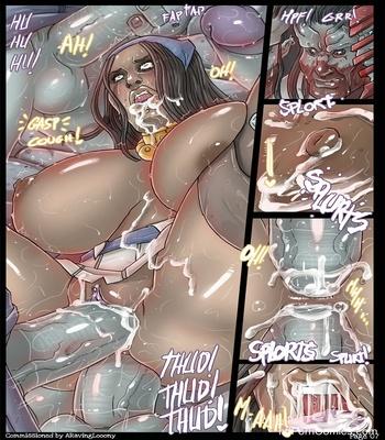 Qunari Justice 8 free sex comic