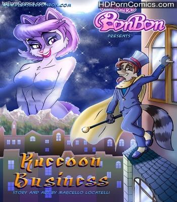 Porn Comics - Raccoon Business 1 Sex Comic