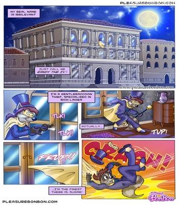 Raccoon Business 1 2 free sex comic