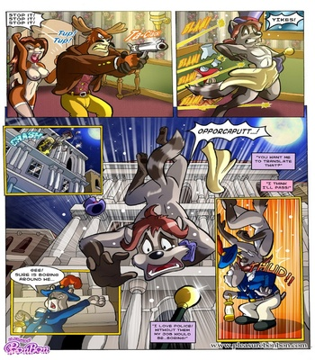 Raccoon Business 1 9 free sex comic