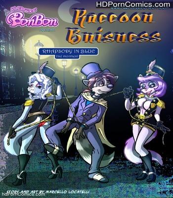 Porn Comics - Raccoon Business 3 Sex Comic