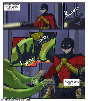Rainbow Flyer -A Growing Problem2 free sex comic