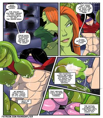 Rainbow Flyer -A Growing Problem9 free sex comic