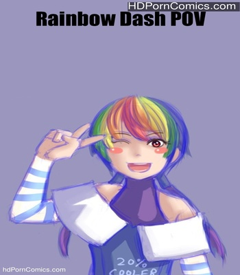 Porn Comics - Rainbow Dash POV Sex Comic