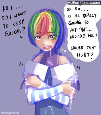 Rainbow Dash POV 21 free sex comic