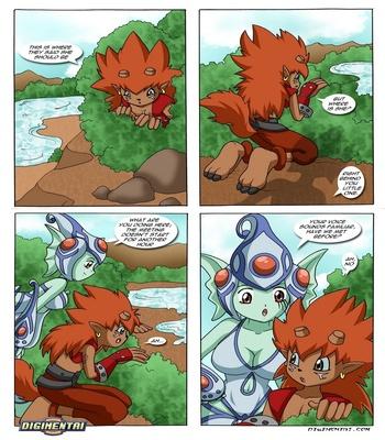Ranamon's Fan 2 free sex comic