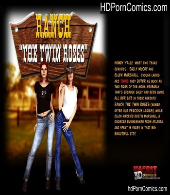 Porn Comics - Ranch – The Twin Roses 1 Sex Comic