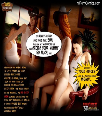 Ranch – The Twin Roses 1 Sex Comic sex 10