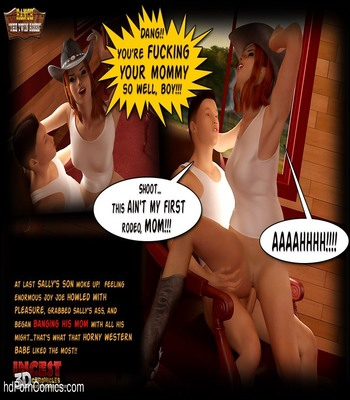 Ranch – The Twin Roses 1 Sex Comic sex 13