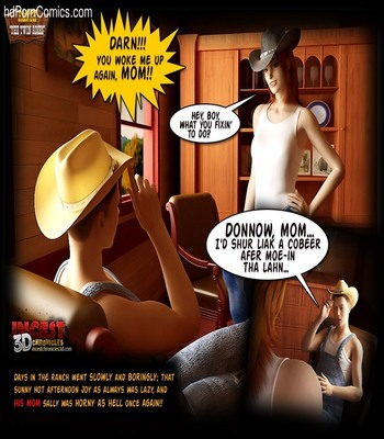 Ranch – The Twin Roses 1 Sex Comic sex 3