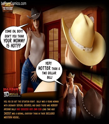 Ranch – The Twin Roses 1 Sex Comic sex 4
