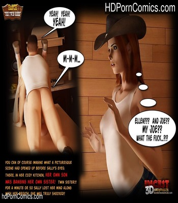 Ranch – The Twin Roses 1 Sex Comic sex 41