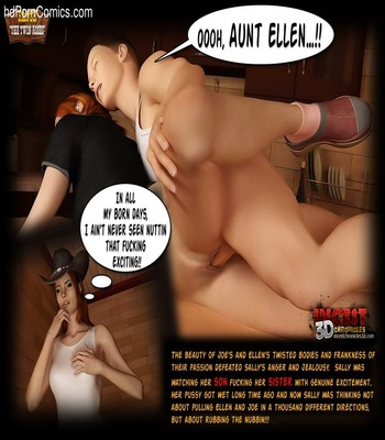Ranch – The Twin Roses 1 Sex Comic sex 46