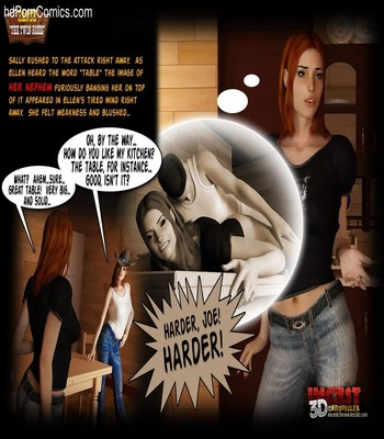 Ranch – The Twin Roses 1 Sex Comic sex 50