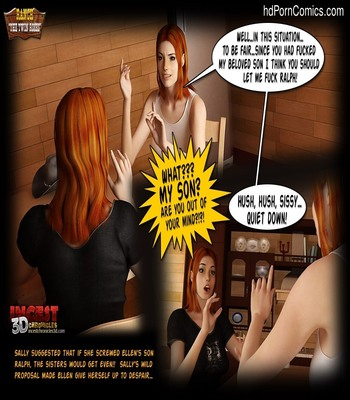 Ranch – The Twin Roses 1 Sex Comic sex 56