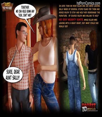 Ranch – The Twin Roses 1 Sex Comic sex 59