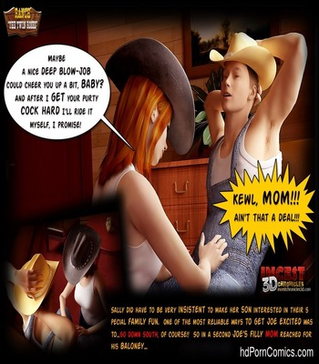 Ranch – The Twin Roses 1 Sex Comic sex 6