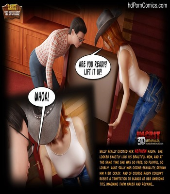 Ranch – The Twin Roses 1 Sex Comic sex 60