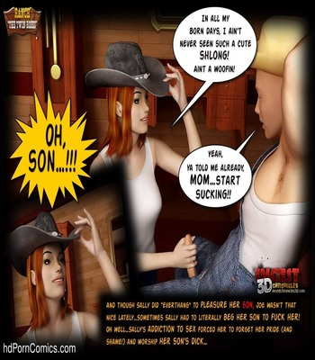 Ranch – The Twin Roses 1 Sex Comic sex 7