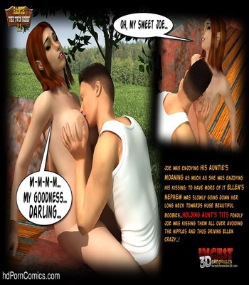 Ranch – The Twin Roses 2 Sex Comic sex 37