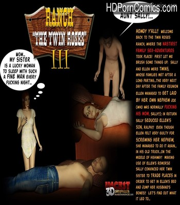 Porn Comics - Ranch – The Twin Roses 3 Sex Comic