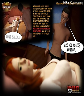 Ranch – The Twin Roses 3 Sex Comic sex 35