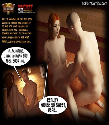 Ranch – The Twin Roses 3 Sex Comic sex 8