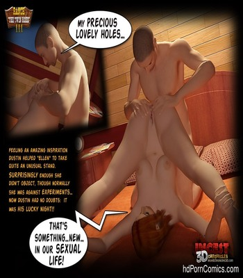 Ranch – The Twin Roses 3 Sex Comic sex 9