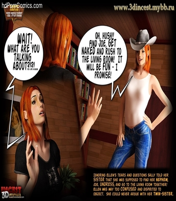 Ranch – The Twin Roses 5 Sex Comic sex 24