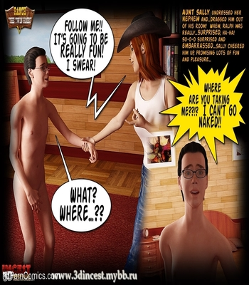 Ranch – The Twin Roses 5 Sex Comic sex 27