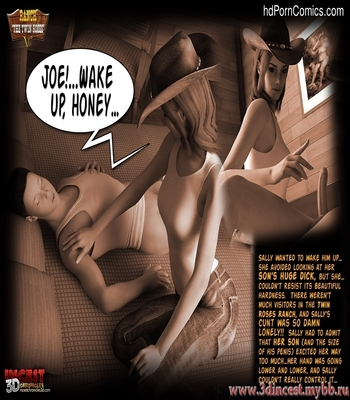 Ranch – The Twin Roses 5 Sex Comic sex 77