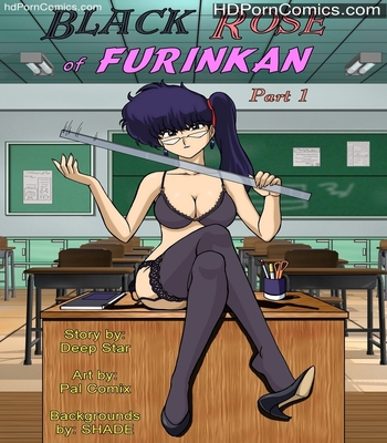 Porn Comics - Ranma – Black Rose Of Furnikan 1 Sex Comic