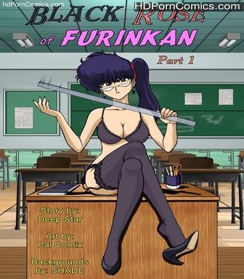 Porn Comics - Ranma – Black Rose Of Furnikan 1 Sex Comic