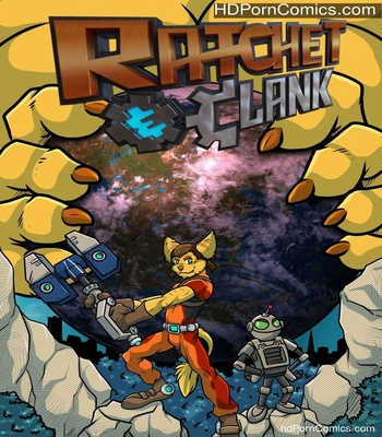Porn Comics - Ratchet & Clank Sex Comic